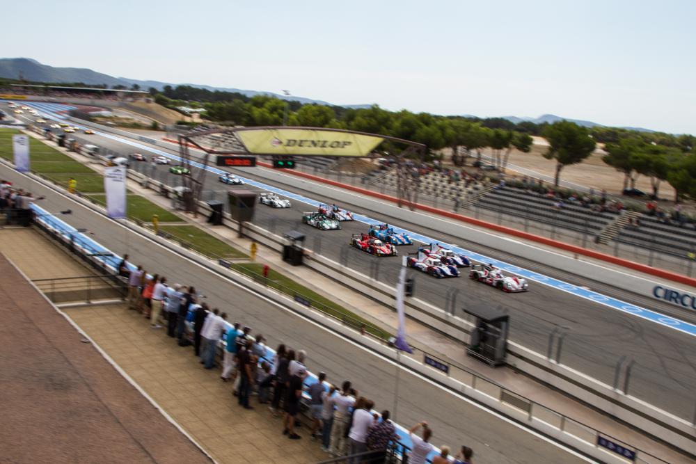 European Le Mans Series 2015: Le Castellet