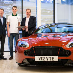 Aston Martin Evolution Academy 2015