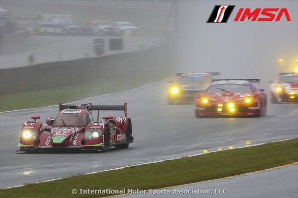Tudor United Sports Car Championship 2015: Season review