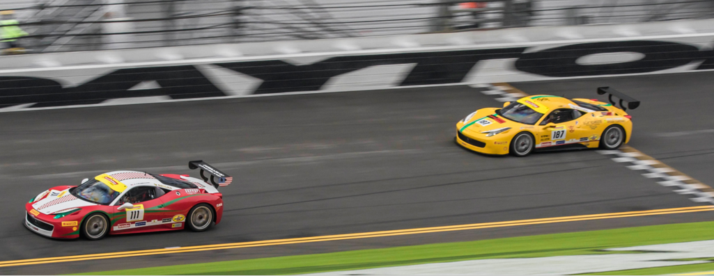 Ferrari Challenge North America: Daytona