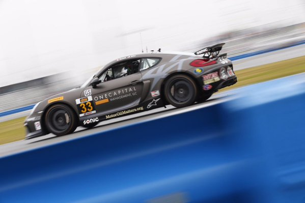 Continental Tire Sportscar Challenge: Daytona