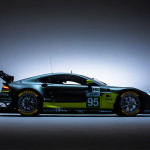 Aston Martin Racing launch 2016