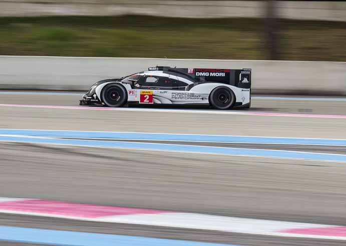FIA World Endurance Championship Prologue