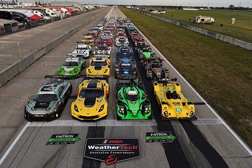 WeatherTech Sportscar Championship: Sebring