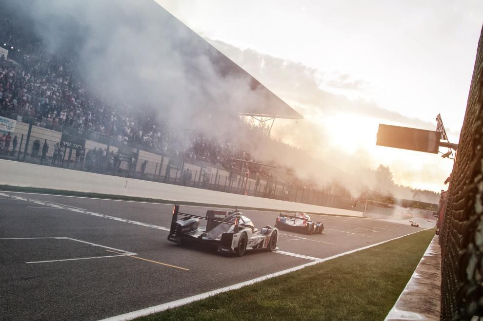 FIA WEC: Spa 2017
