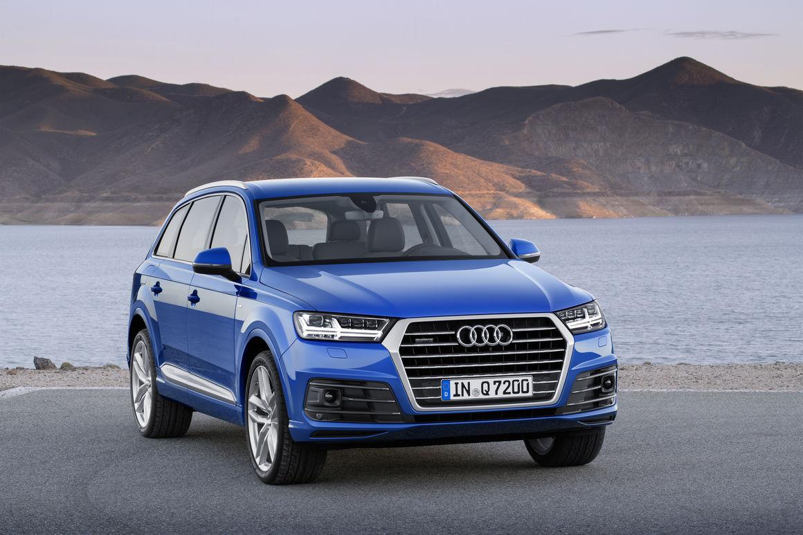 RWRT: Audi Q7