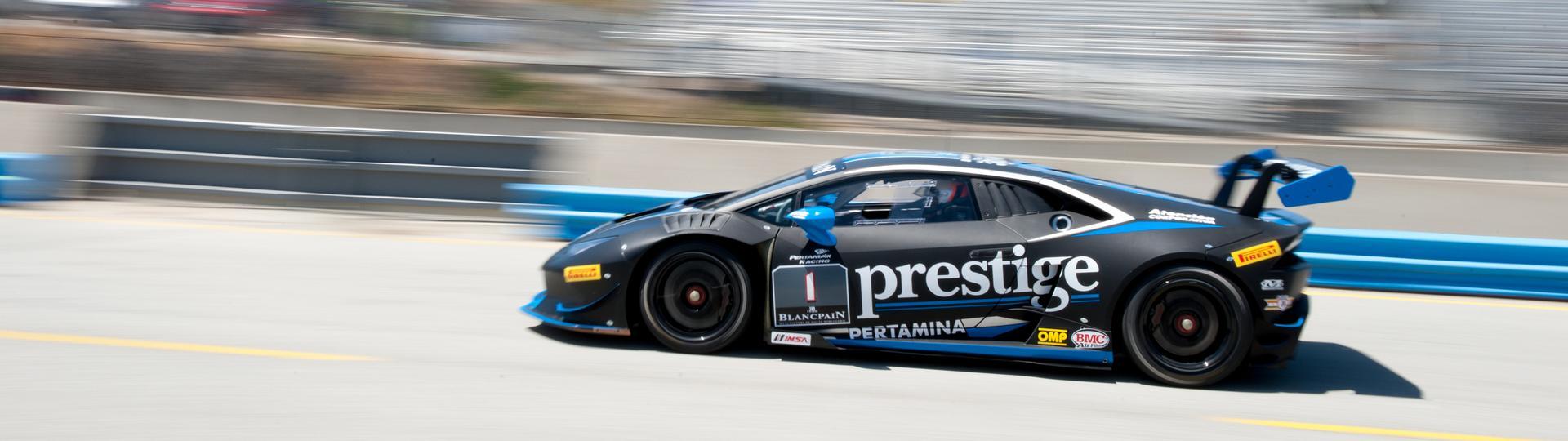 Lamborghini Super Trofeo North America 2017: VIR