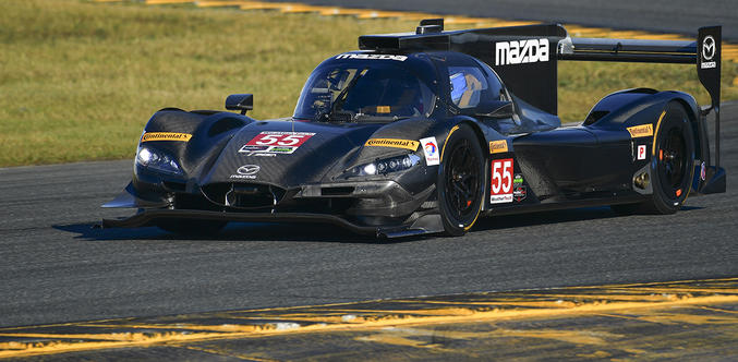 IMSA Winter Testing: Daytona