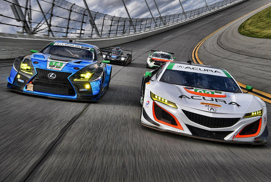 WSC: Rolex 24 hours at Daytona