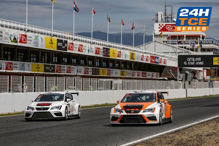 FIA TCES 2017: Hankook 12h of Spa