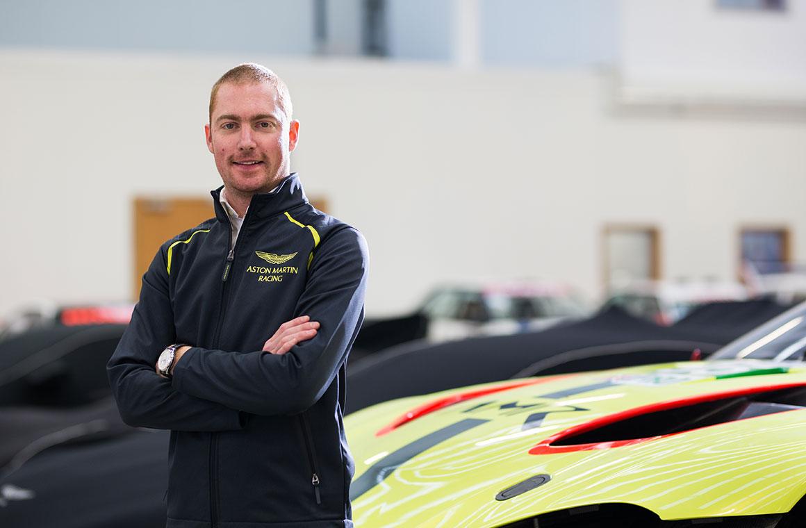 Aston Martin Racing driver announcement