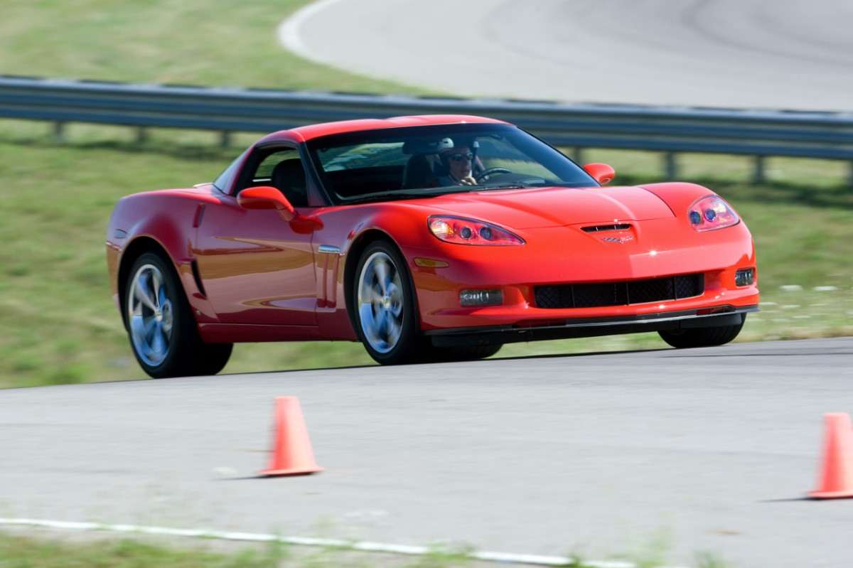 RWRT: Corvette Grand Sport