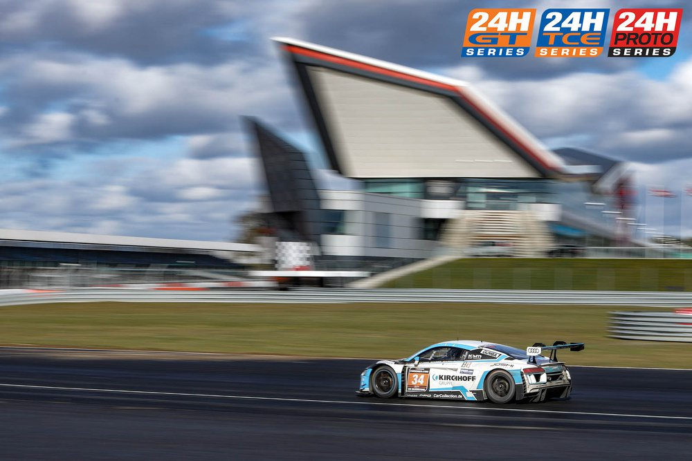 Silverstone 24h and 12h