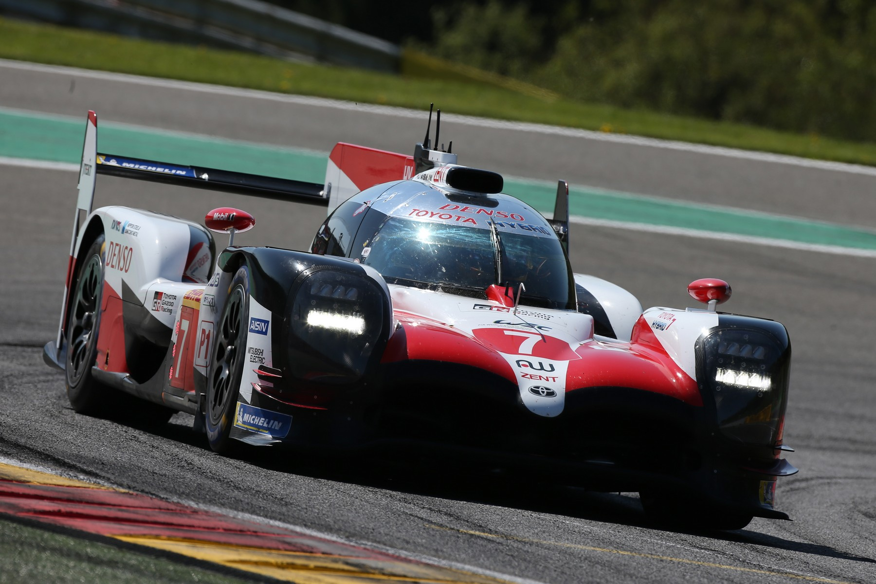 FIA WEC 2018: Spa Francorchamps