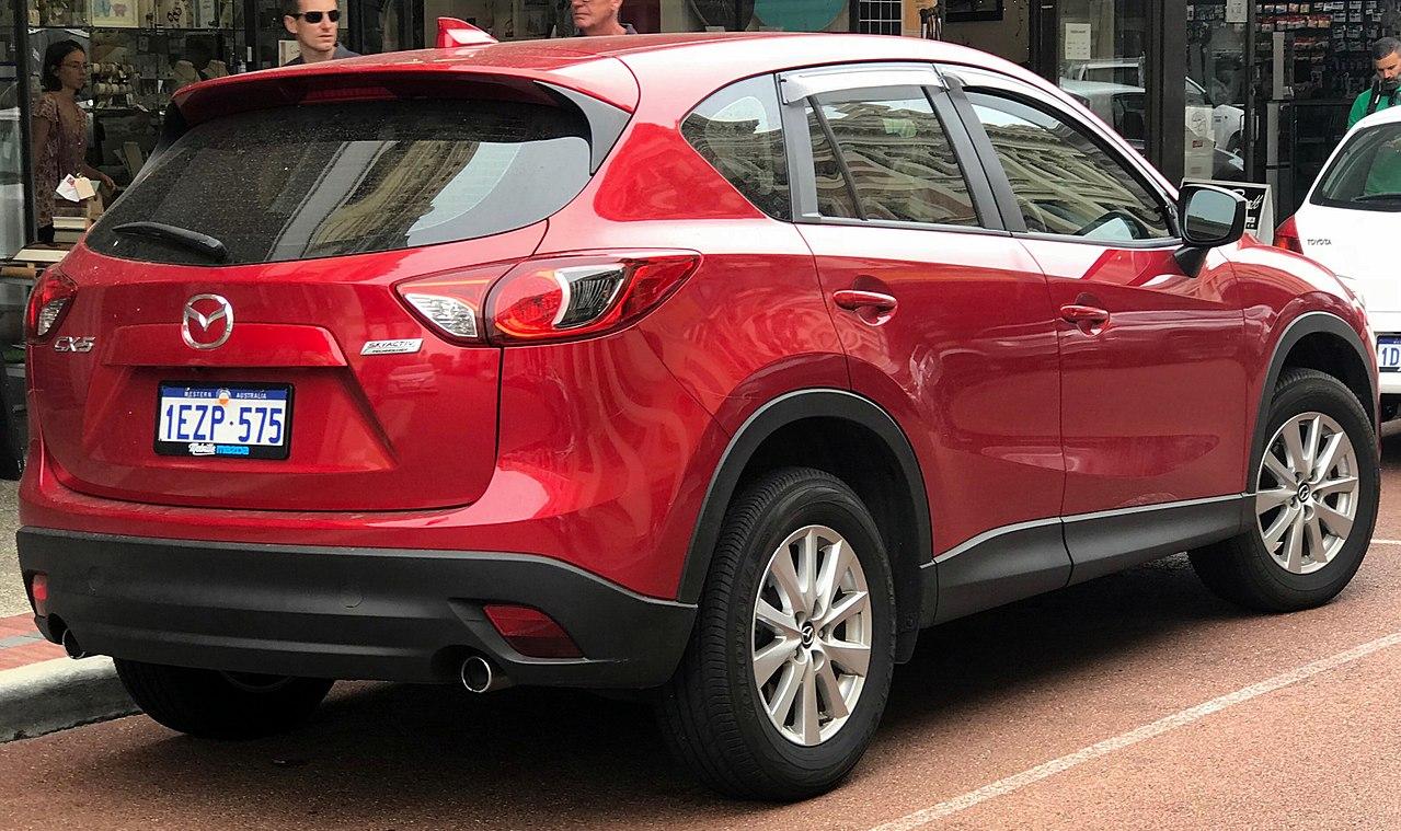 RWRT: Mazda CX-5