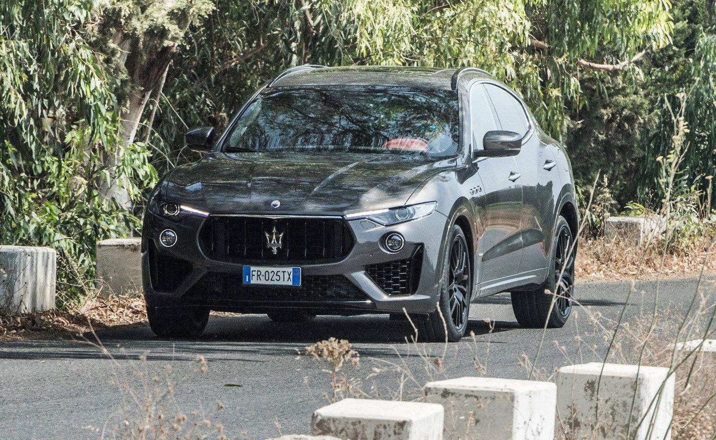 RWRT: Maserati Levante S