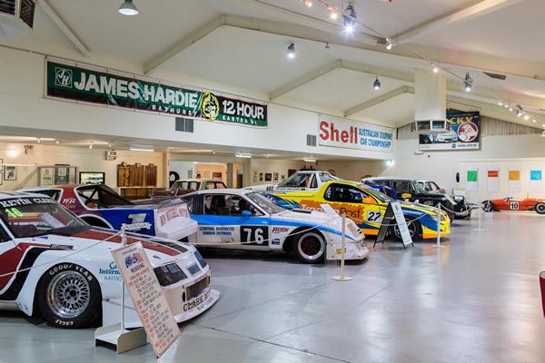 Inside: National Motor Racing Museum 2019