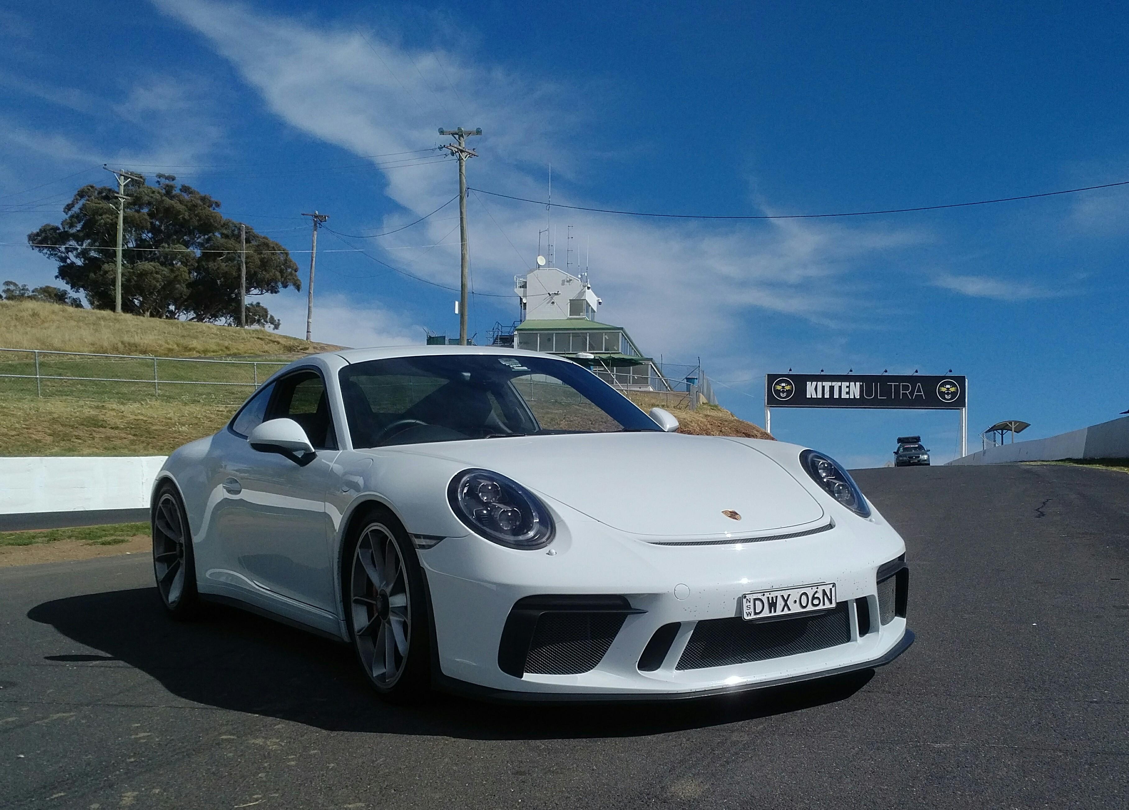 RWRT: Porsche 991 GT3 Touring