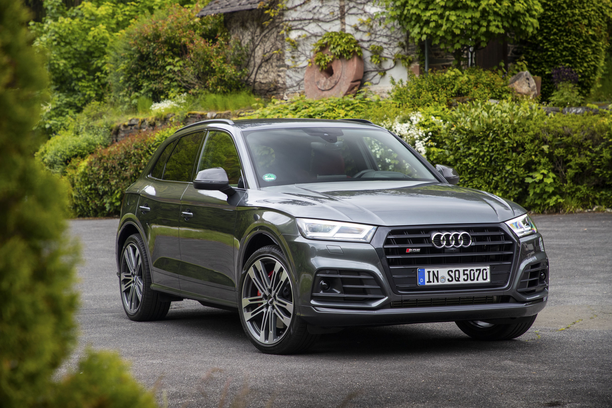 RWRT: Audi SQ5