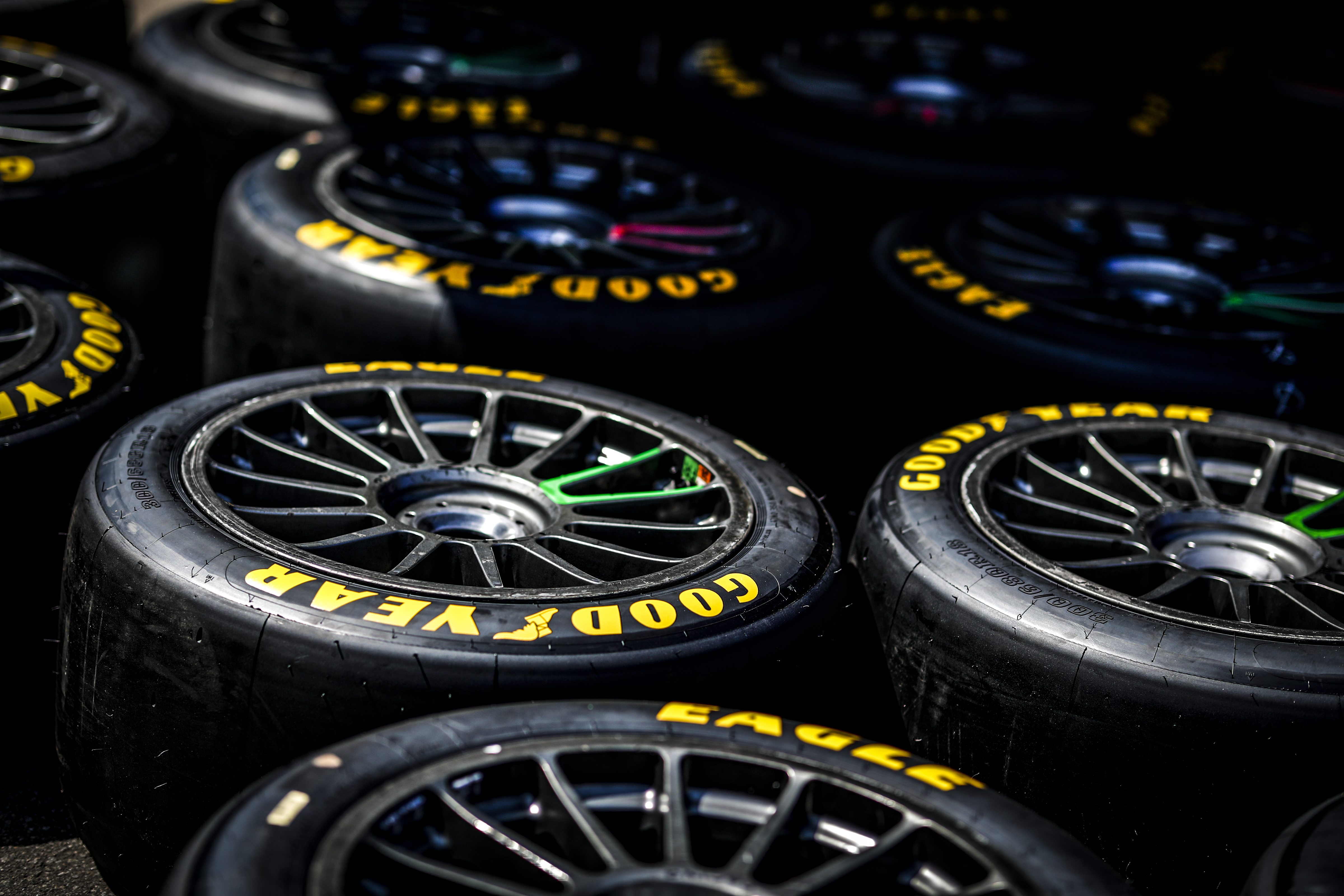 Goodyear in the WEC