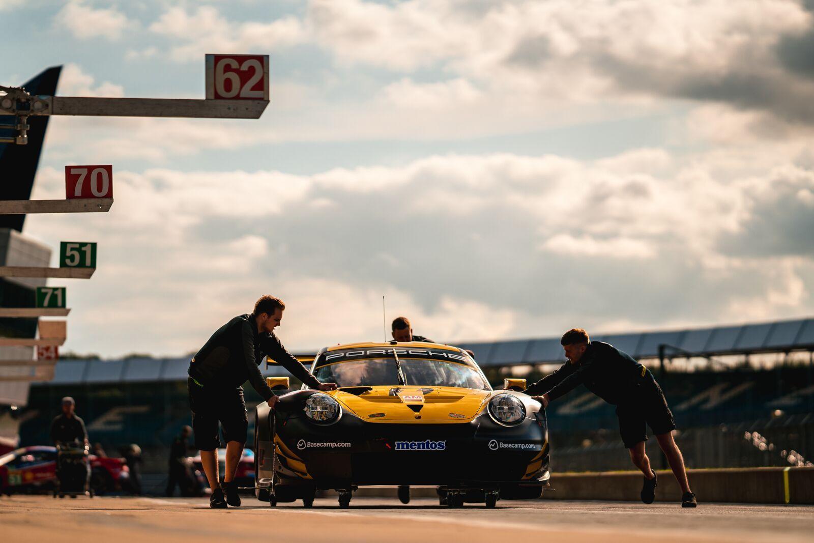 Porsche Carrera Cup 2019: Silverstone