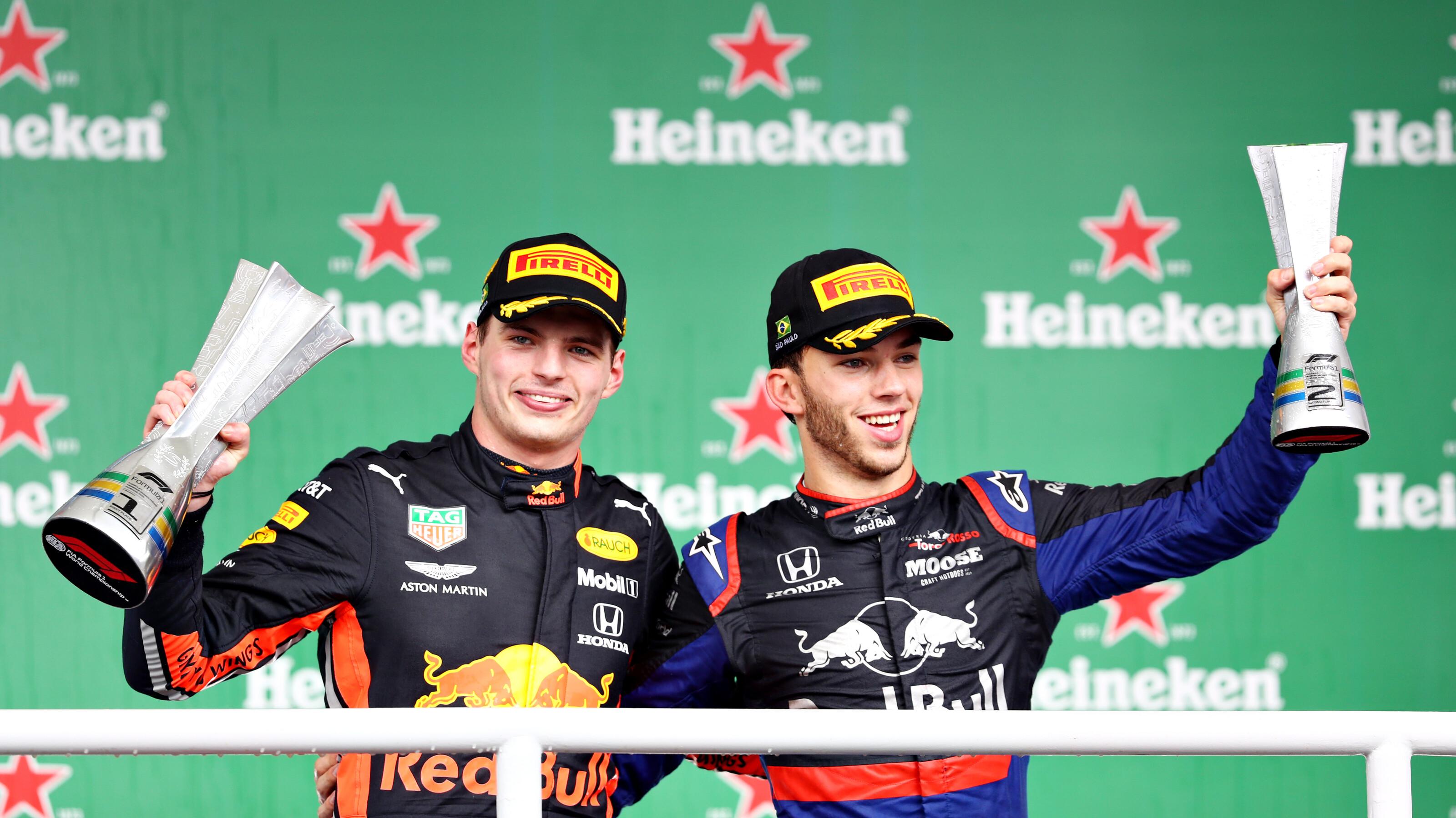 F1 Season Review 2019
