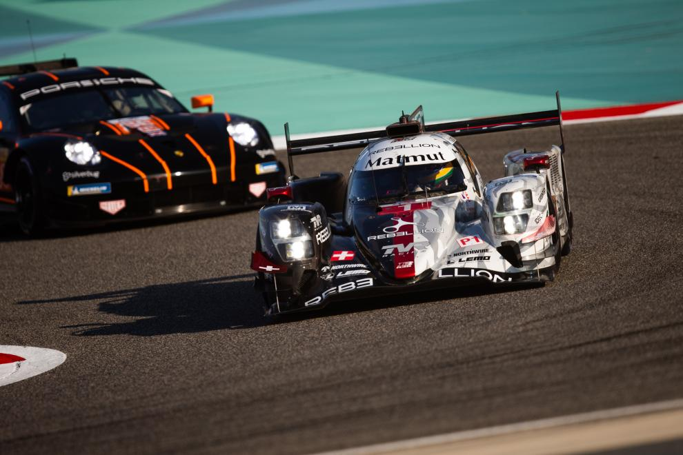 FIA WEC 2019-20: Bahrain