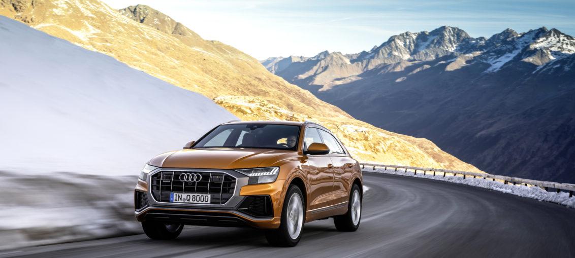 Audi Q8 SLQ