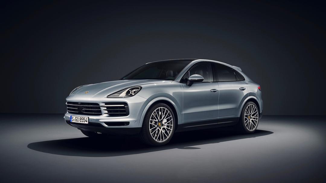 RWRT: Porsche Cayenne S Coupé