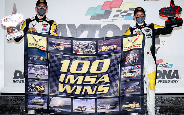 Corvette Racing: The First 100 Wins