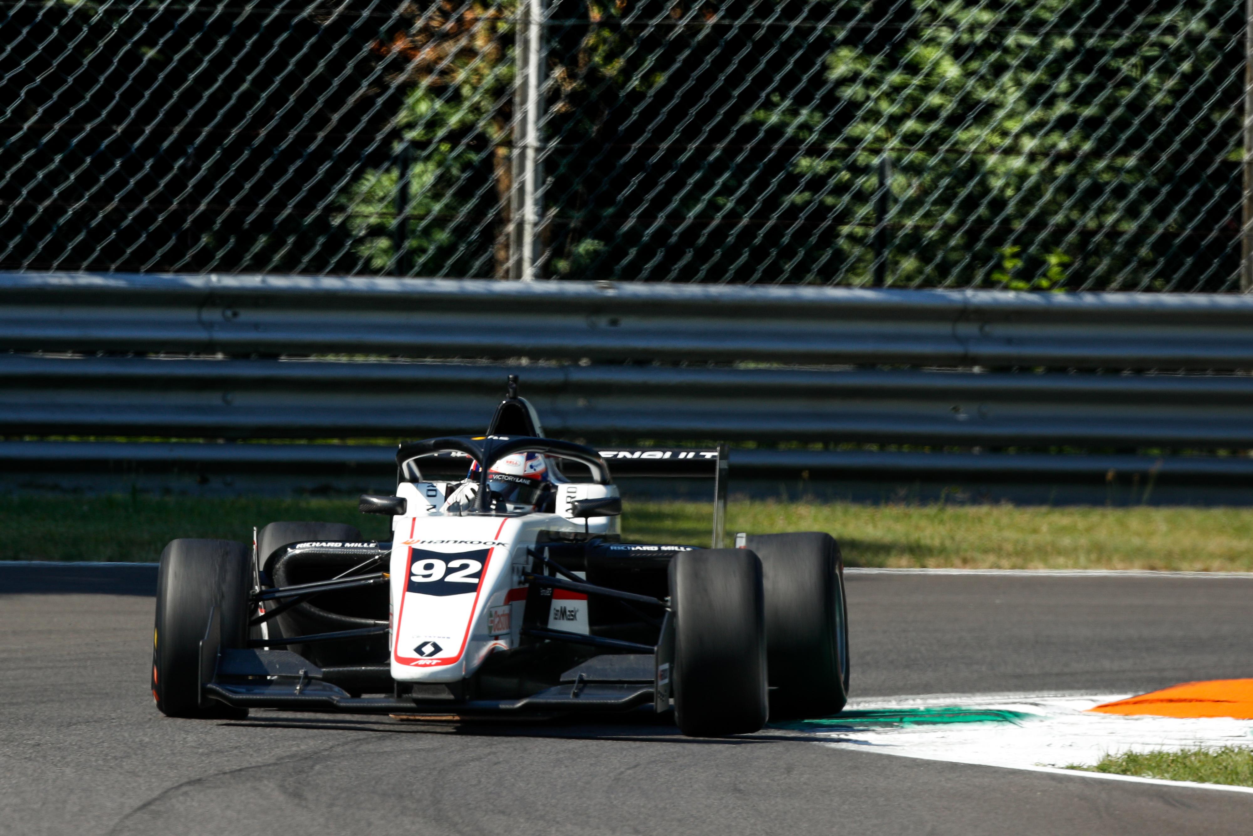 Formula Renault Eurocup 2020: Monza