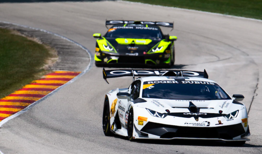 Lamborghini Super Trofeo 2020: Elkhart Lake