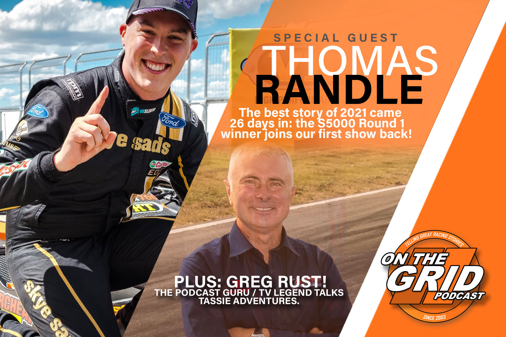 On The Grid 2021: Episode 1