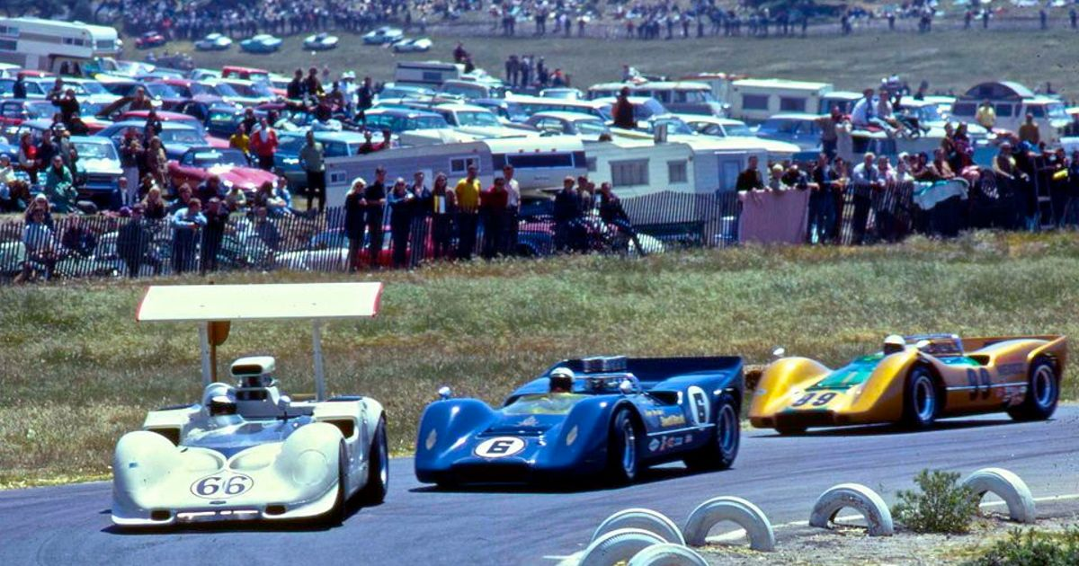 HRN: Can-Am Special