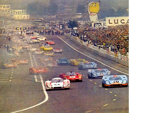 HRN: The History of Le Mans