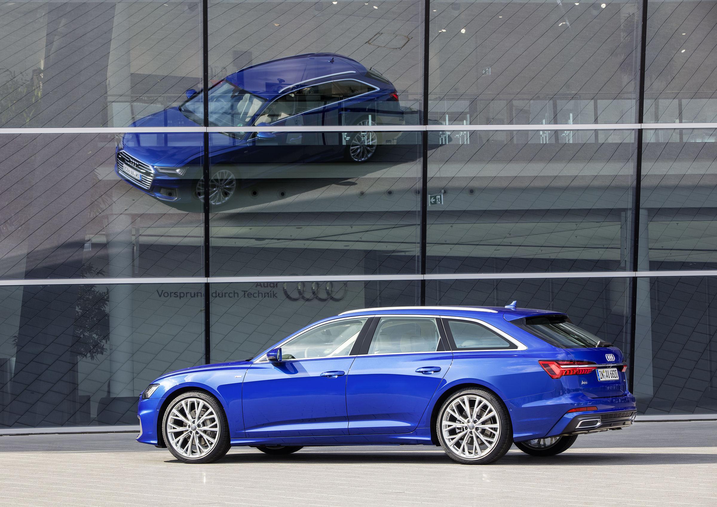 RWRT: Audi A6 Avant