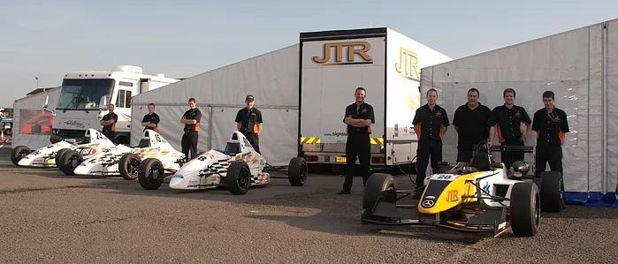 Joe Tandy Racing: The First 100 Wins