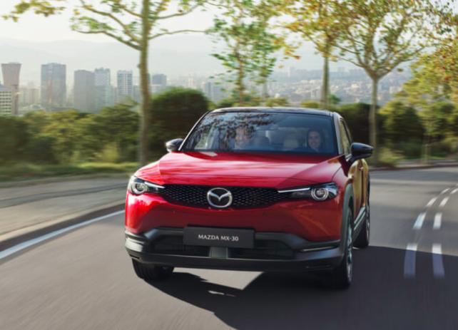 RWRT: Mazda MX30