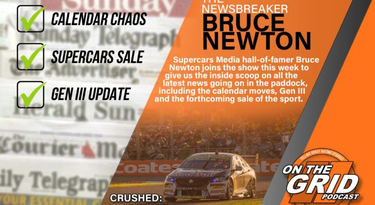 On The Grid 2021: Episode 24