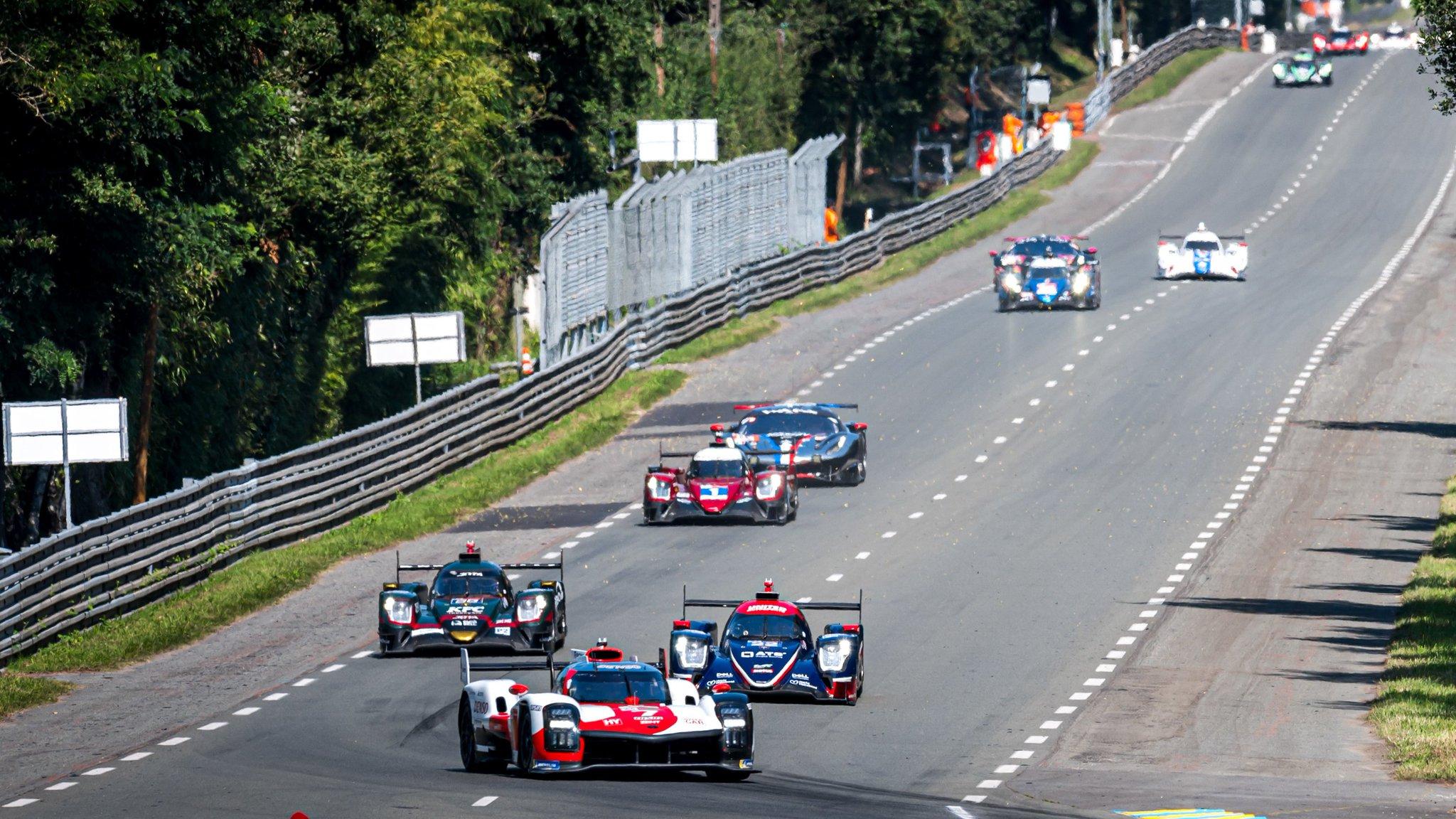 Le Mans 2021: Test Day