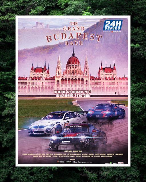 Hankook 24h Series 2021: 12h of the Hungaroring
